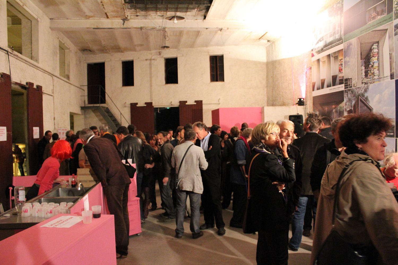 maison de l'architecture de savoie | exposition AJAP 2010