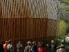 maison de l'architecture de savoie | visite architecturale St jean de maurienne