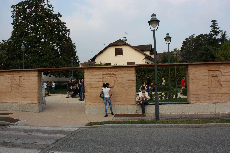 maison de l'architecture de savoie | le pisé dans le Val Guiers