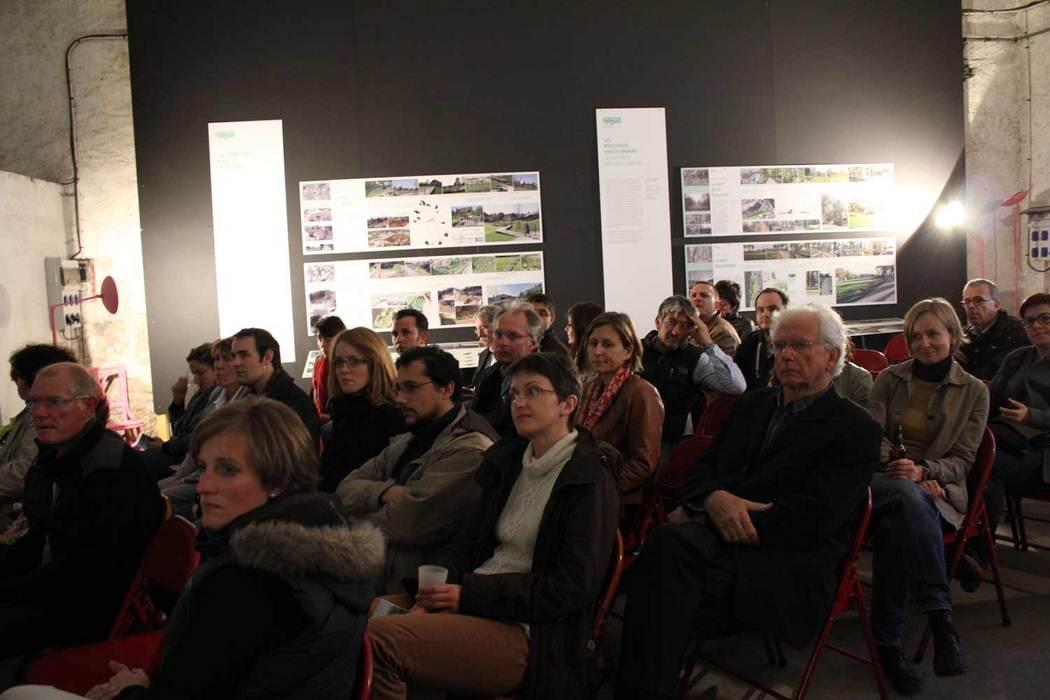 maison de l'architecture de savoie | conférence paysages transformés