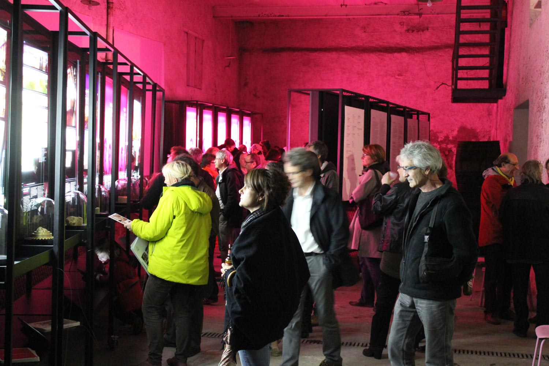 maison de l'architecture de savoie | exposition AJAP 2012