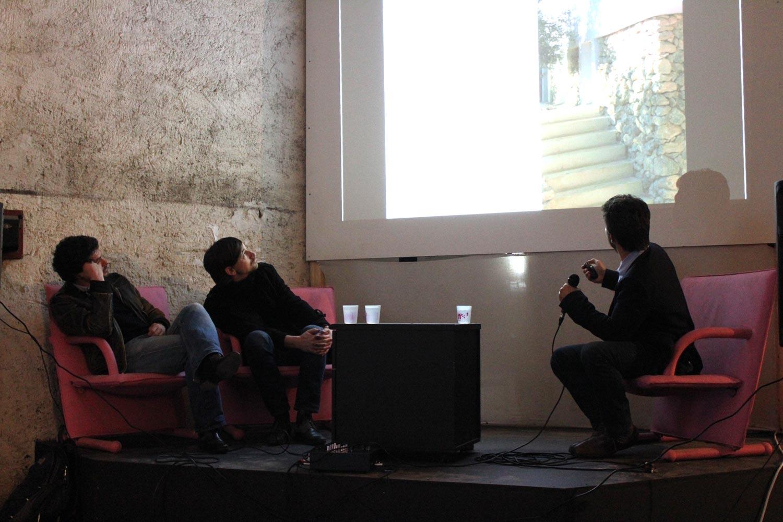 maison de l'architecture de savoie | conférence regards croisés AJAP 2012