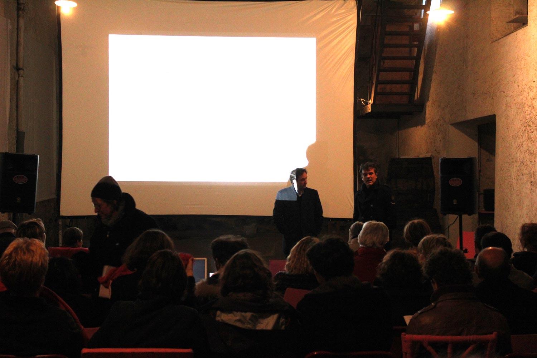 maison de l'architecture de savoie | cinéma d'architecture | smoke