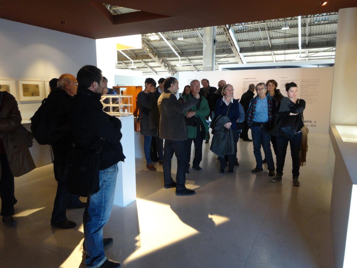maison de l'architecture de savoie | visite architecturale à marseille