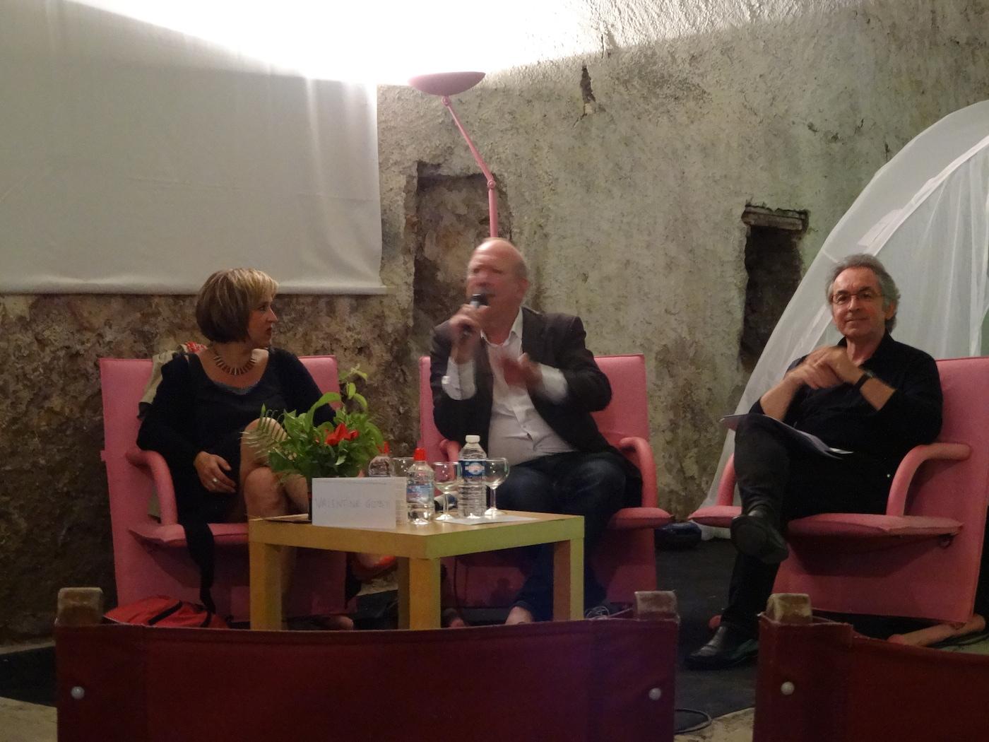 maison de l'architecture de savoie | architecture et littérature