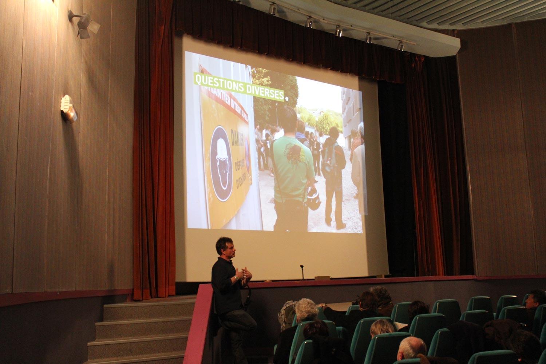maison de l'architecture de savoie | assemblée générale 2011