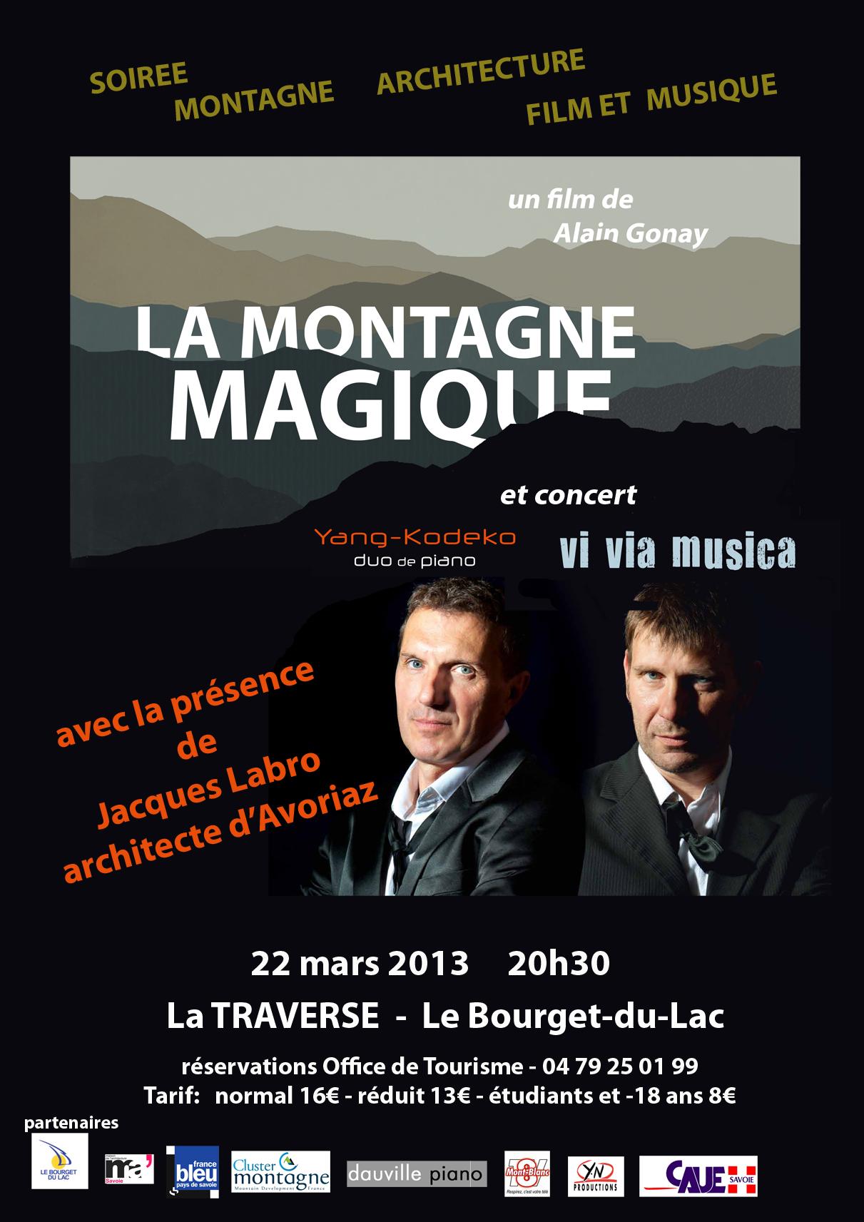 rencontre cinema de montagne 2013