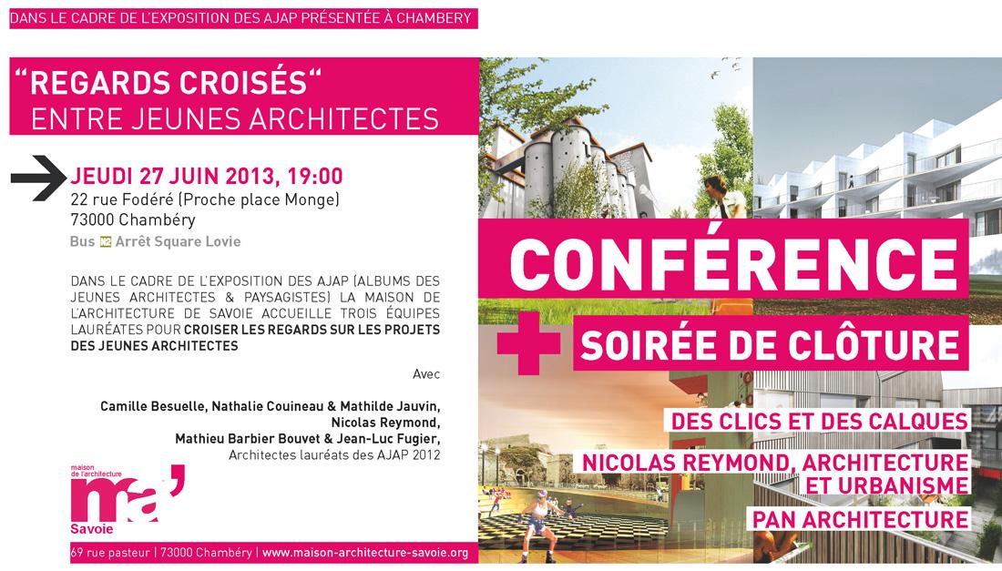 Maison De L Architecture De Savoie Visites 4