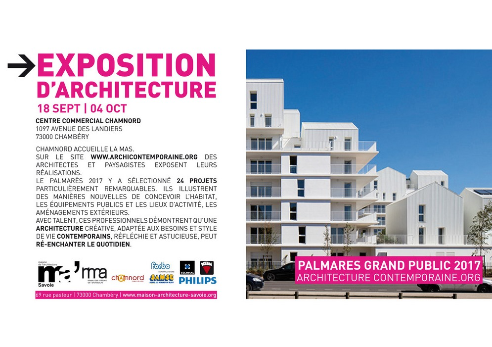 La Maison De Larchitecture Savoie Investi Galerie Commerciale Chamnord